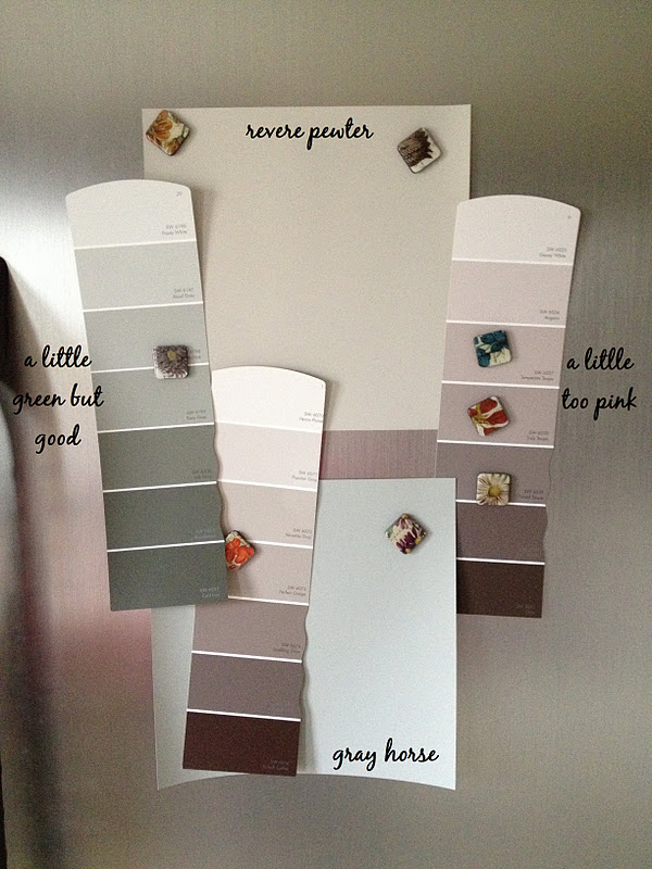 loft & cottage: how to pick neutral paint colors