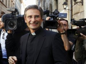 The Vatican dismisses a gay priest