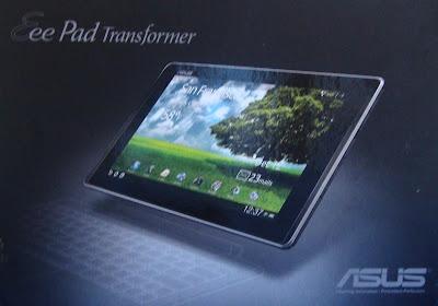Imagen de Asus Eee Pad Transformer TF101