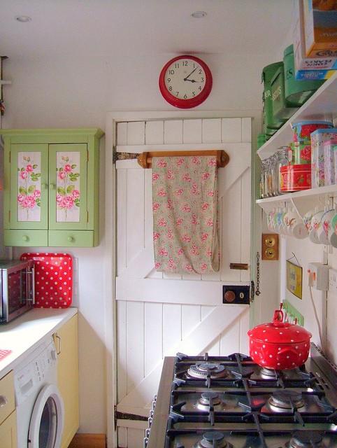 Gezelligheid Keuken : keuken klein was maar het kan nog kleiner, en wat een gezelligheid
