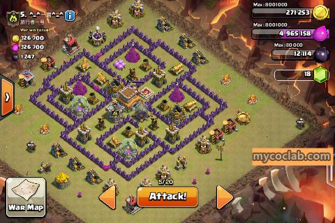 Th8 War Base 2 (mycoclab)