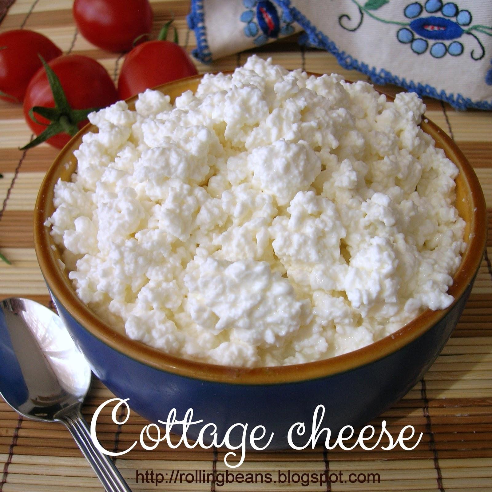 come fare il cottage cheese (fiocchi di latte)