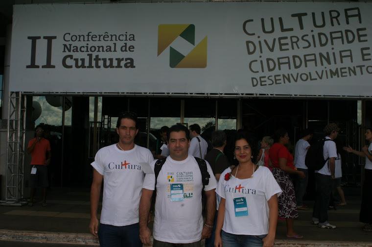 II Conferência Nacional de Cultura