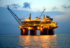 Atlantis Oil platform