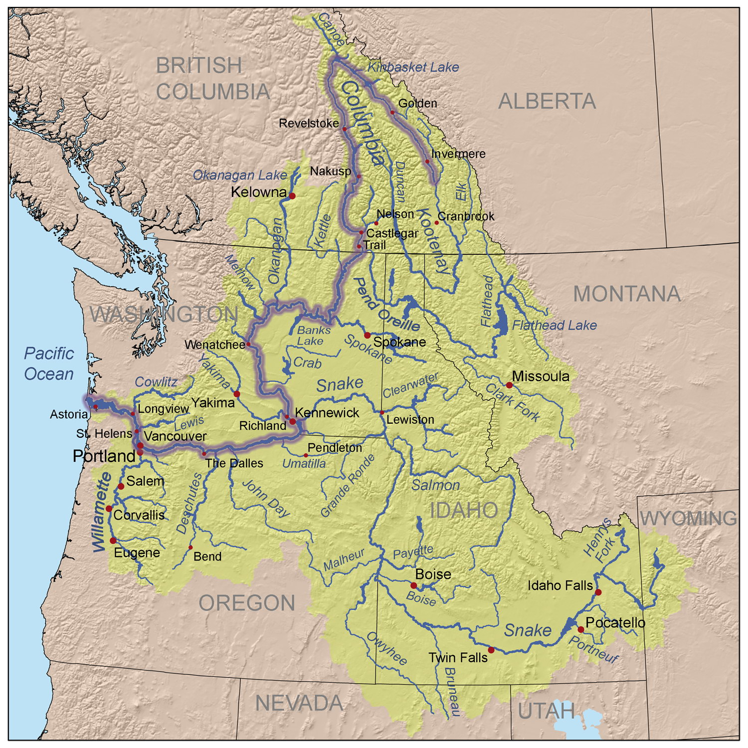 leavenworth wa map with Columbia River Bridges on Pacific Crest Trail Section 26 further High Altitude Lake Fishing also Palouse Falls A Worthy Getaway From Seattle besides 44684221274029656 also Inmates.