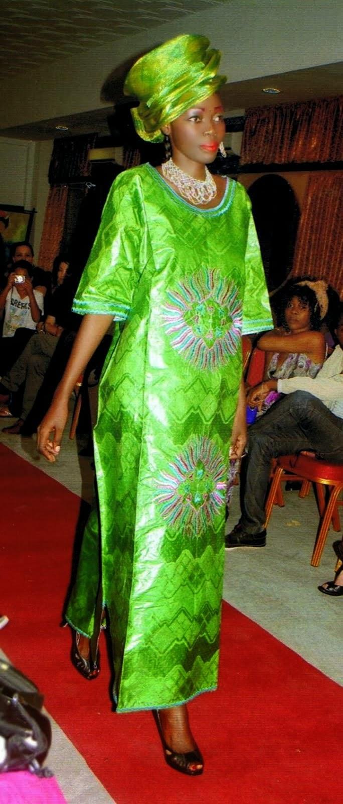 Faire de Libreville la  capitale de la mode en Afrique Centrale