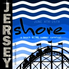 Jersey Shore - Boardwalk Bling Event