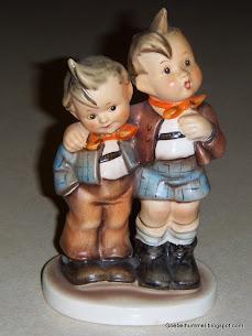 """Max And Moritz"" Hummel #123"