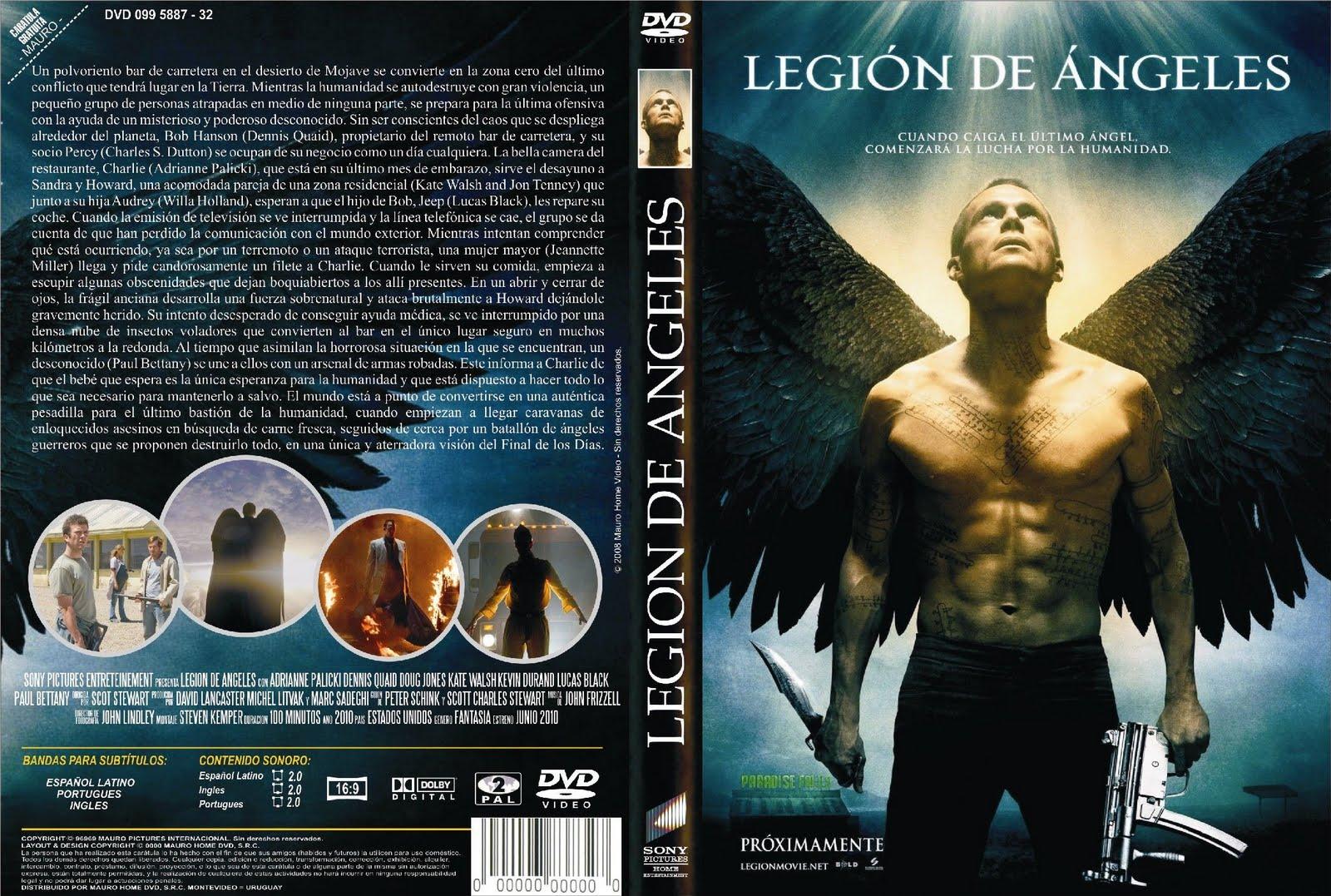 Legión de Ángeles (2010) [Dvdrip Latino] [Zippyshare]