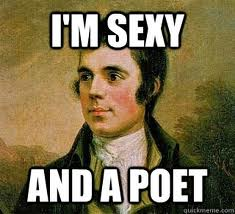 Robert Burns, Robert Burns Day, Burns Night, Burns Supper
