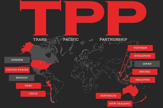 DPR Minta Pemerintah Tidak Tutupi Informasi Perjanjian Perdagangan TPP