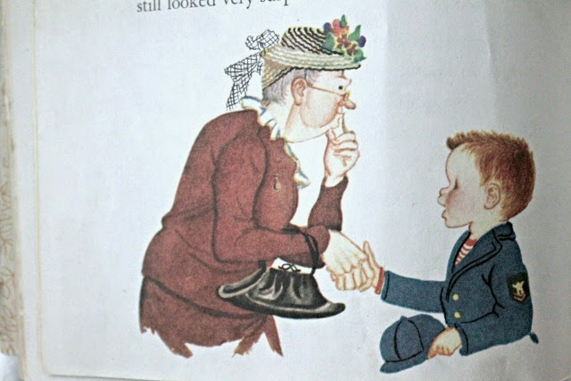 The New Baby Little Golden Book 1948