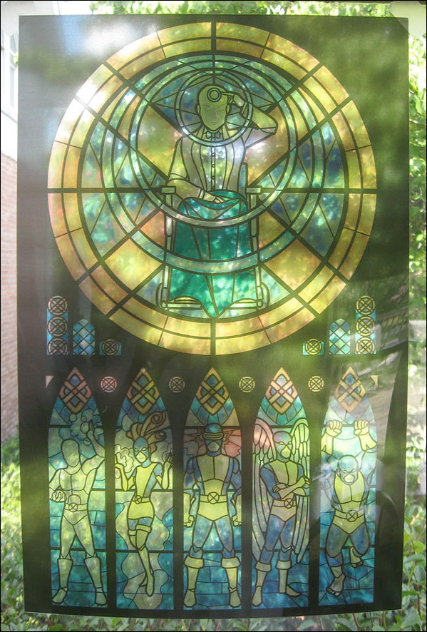 Robinson solutions professional window cleaning stained glass windows with a difference - Eco friendly large glass windows offering effective energy savings for contemporary residence ...
