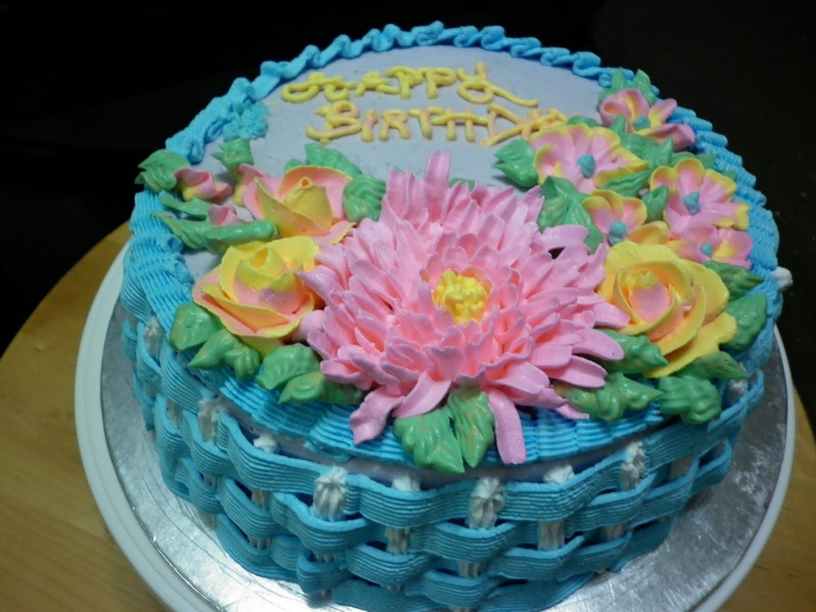 Bake Cake For All A Birthday Cake