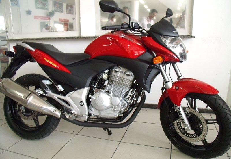 paix u00e3o por moto  nova cb 300r 2012