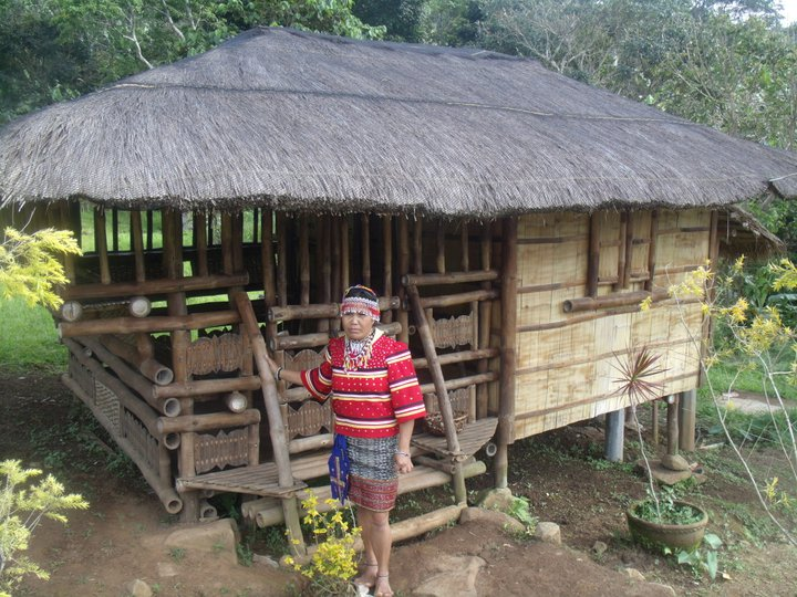 Pics for bagobo tribe house for Tribal house