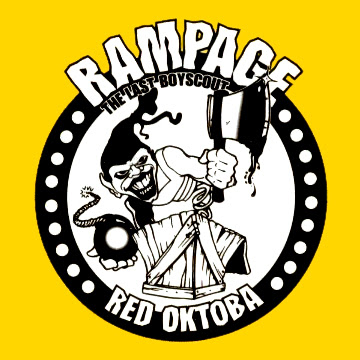 Rampage – Tha Red Oktoba (Unreleased CD) (1994) (320 kbps)