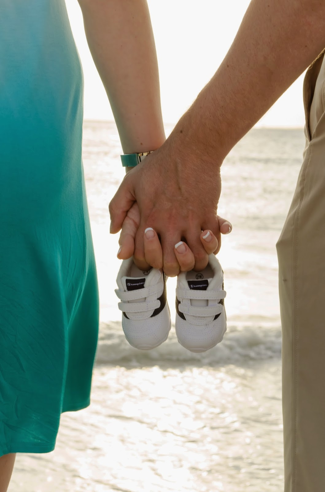 Fort Myers Beach Maternity photos