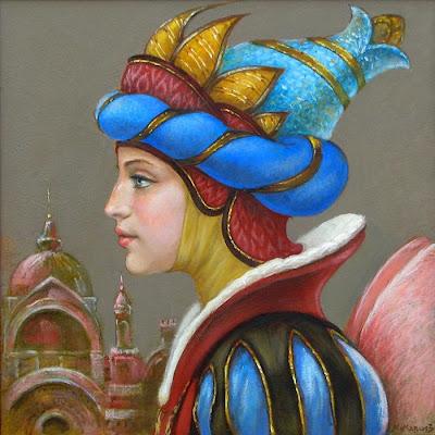 Milen Marinov 1965 | pintor búlgaro