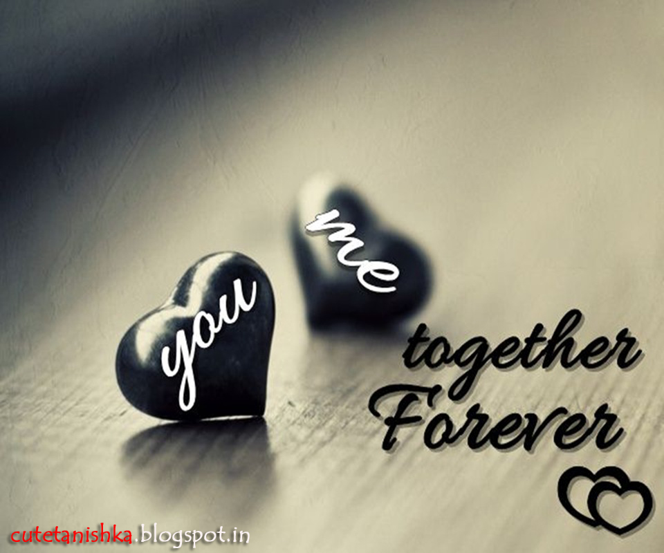 Wallpaper Love You Forever : Together Forever Lovely Wallpaper For Android Phones Romantic Greeting card For Wife cute ...