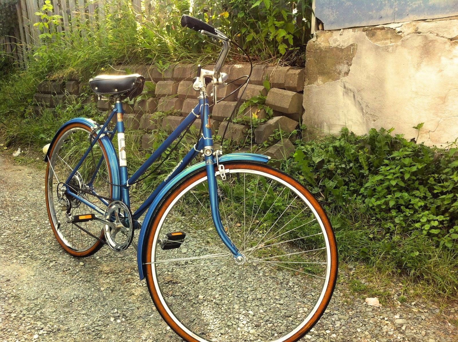 Sièges de vélo vintage