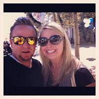 Aaron and Julie
