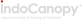 Canopy Kain Jakarta - Tenda Membrane dan Awning Gulung Sunbrella Berkualitas Murah