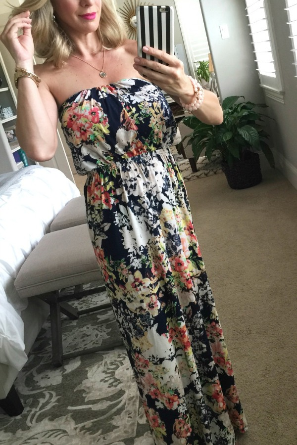 Weekend Steals & Deals | maxi dress | Spring/Summer Fashion