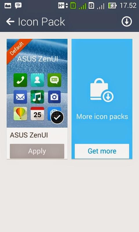 Asus Launcher 1.4.0.150205