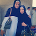 gambar nora danish bertudung tunaikan umrah