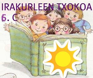 IRAKURLEEN TXOKOA 6.C