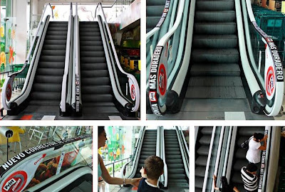 Creative Escalator Advertisements (11) 3