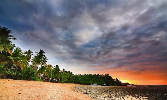 Seri Rote: Pantai Sebelah Kali (Antara Dermaga-Mokdale)