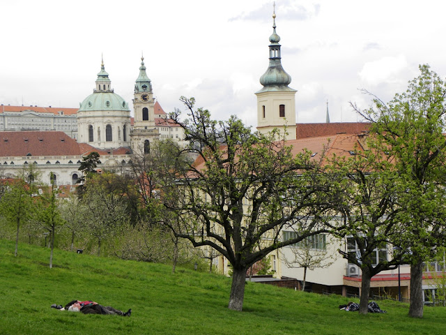 Petřin Hill Prague