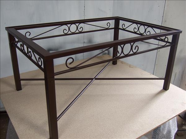 Cerrajeria ramajo mesas de forja - Mesa de forja ...