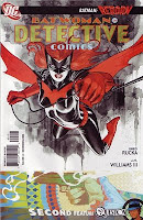 Batwoman coming out of comic!