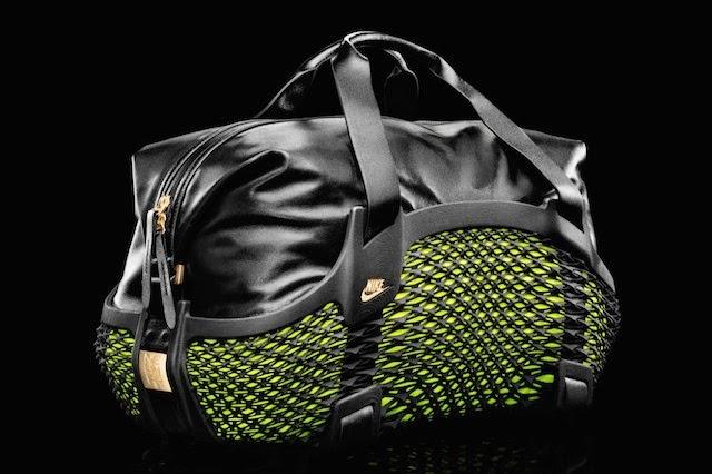Nike construye primer bolso impreso en 3D