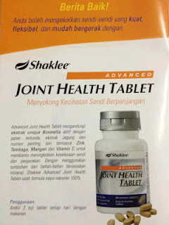Joint Health Tablet - Masalah sendi