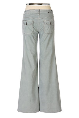 Anthropologie Estela Cord Trousers