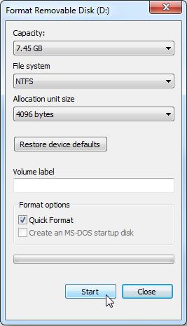 Cara Mudah Menginstall Windows 7 Dari Flashdisk