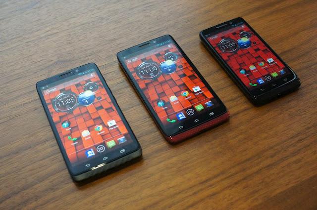 Motorola Droid family