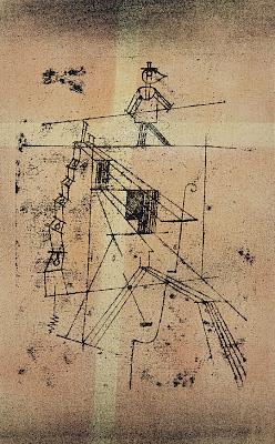 Paul Klee Seiltänzer