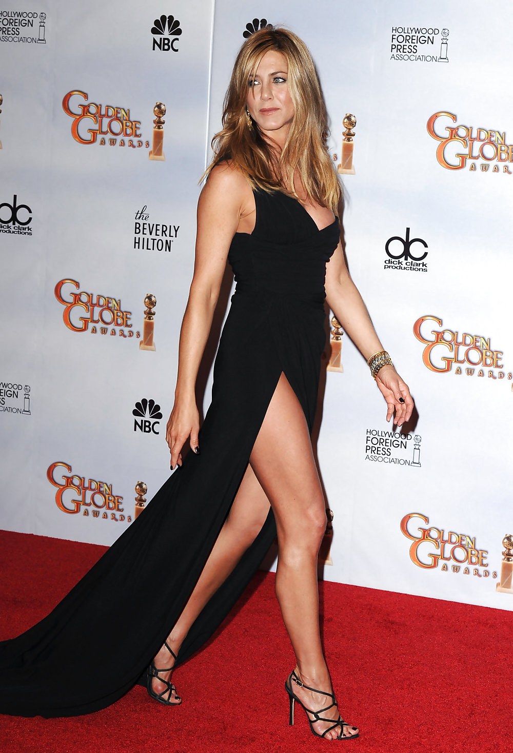 Jennifer Aniston's Hot Legs
