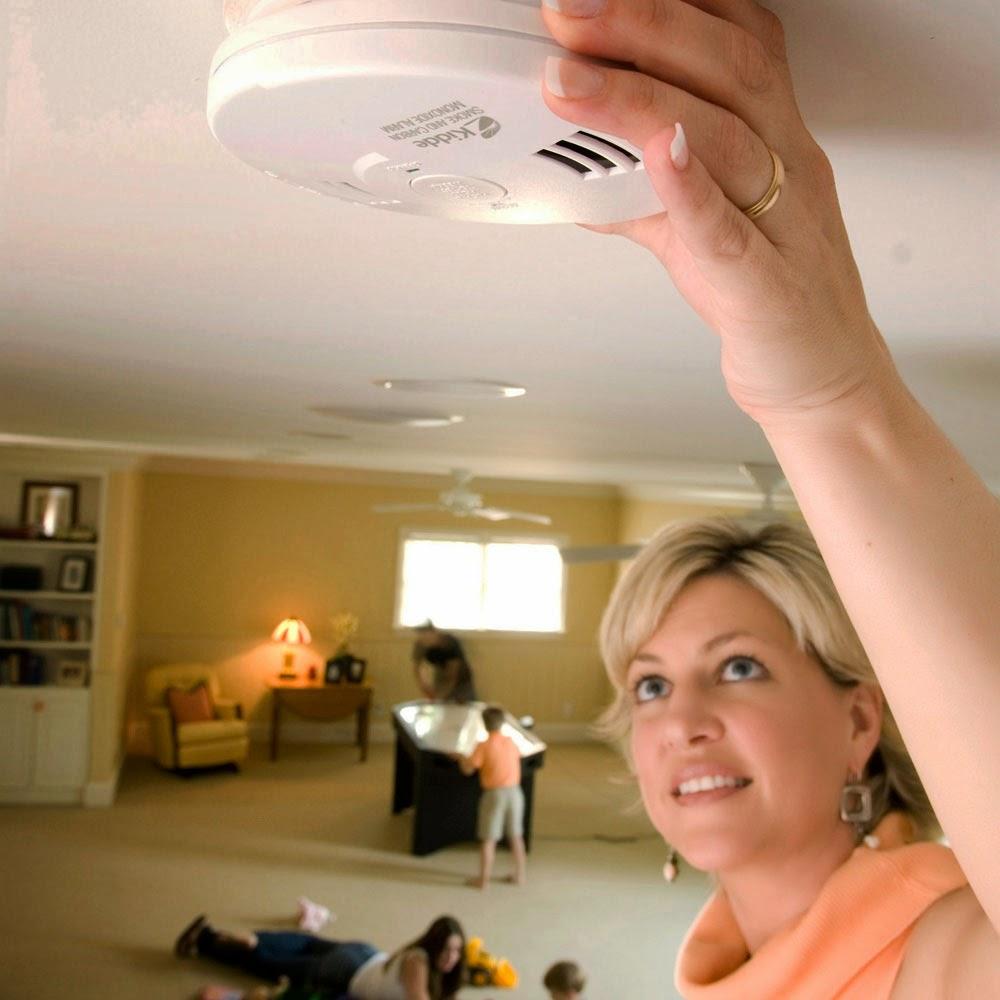 Carbon Monoxide Detector Installation