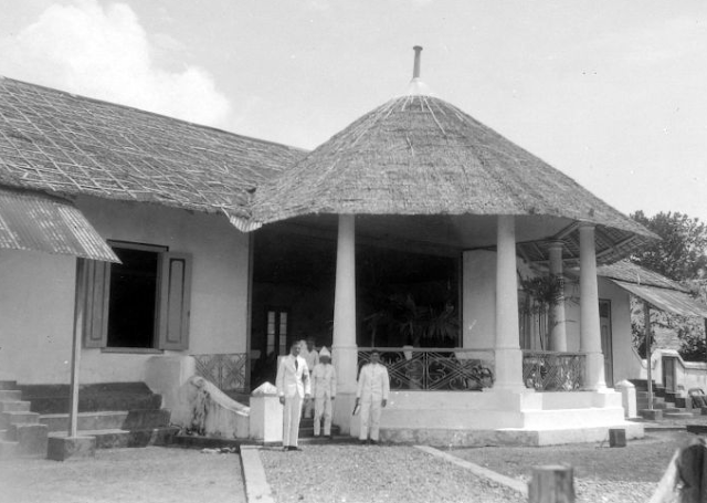 Keraton Sultan Bacan - Wisata Sejarah Halmahera Selatan
