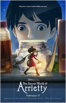 90animax The Secret World of Arrietty BD [Subtitle Indonesia]