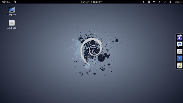 Cara Mengganti Desktop Environment (DE) Kali Linux Menjadi Gnome Shell