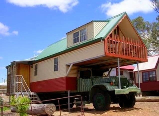 The Flying Tortoise Old Style Housetrucks Still Around