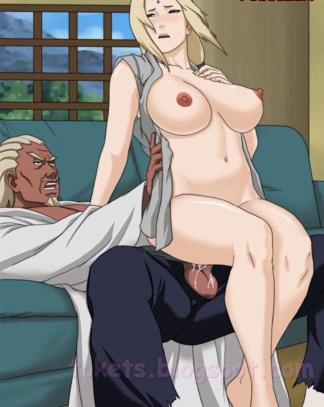 raikage tsunade hentai Naruto
