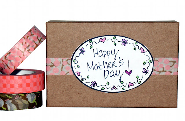 Homemade Printable Soap Labels and Printable Gift Tags for Mother's Day